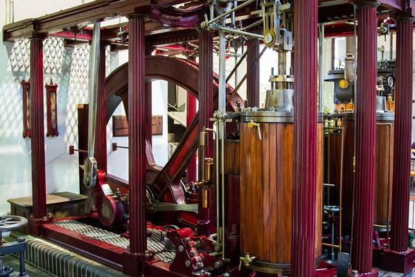 Kew Bridge Steam Museum - Xmas 2012