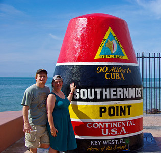 4 Southernmost point