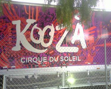 Kooza Truck