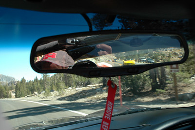 Picked up a group of C6's on the way down Tioga Pass from Eagle Lake.