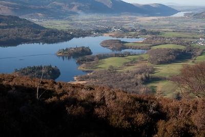 Lakes Feb 2008