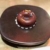 Fois-gras donut.