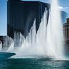 Bellagio fountains.