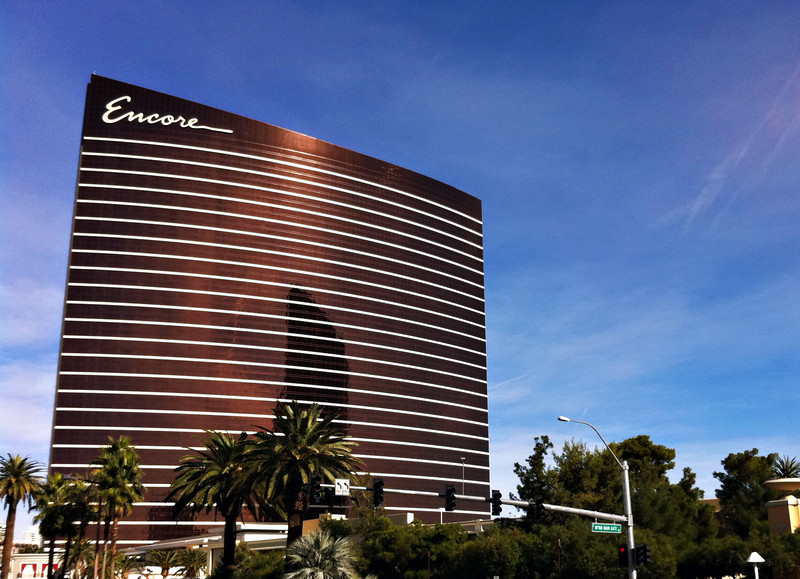 We stayed 3 nights at the Encore hotel for Autumn's Birthday.
