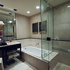 Bathroom in our King Suite