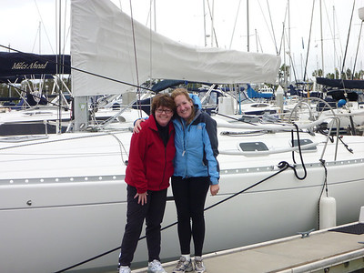 Learning to Sail in San Diego, November 2011