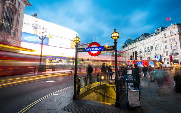 London Xmas 2015