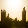 Palace of Westminster silhouette.