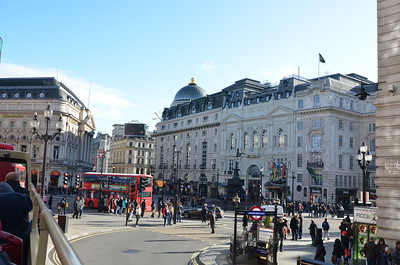 Piccadilly Circus... indeed.