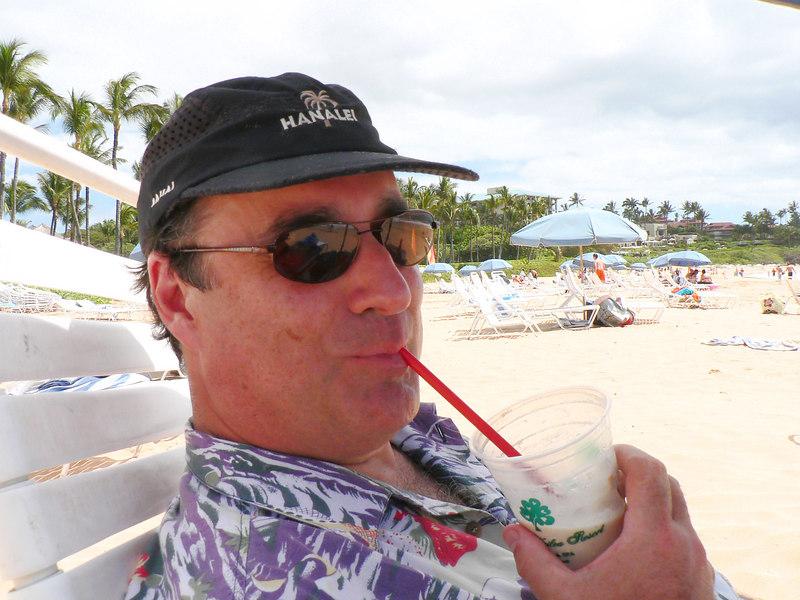 Wed 06-08-30 Kahlua Coladas on the Beach