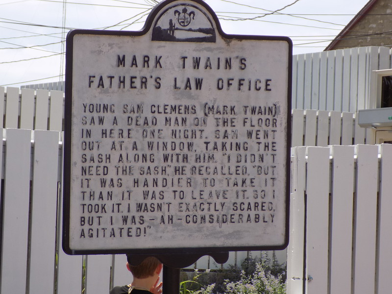 Mark Twain Boyhood Home & Museum - Hannibal, Missouri