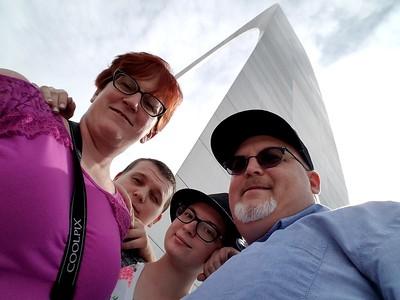 Missouri Road Trip - June 2017