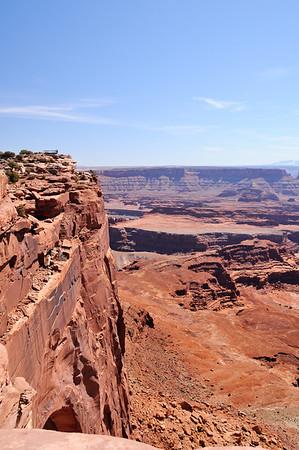 Cliffs of Dead Horse Point