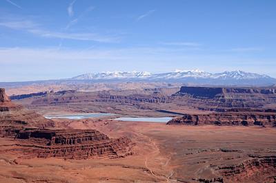 La Sals and Potash Basins