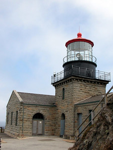 The Point Sur Lighthouse