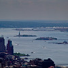 Statue of Liberty from the Empire State building