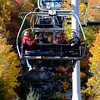 Hunter Mountain ski area midstate NY