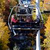 Hunter Mountain ski area midstate NY