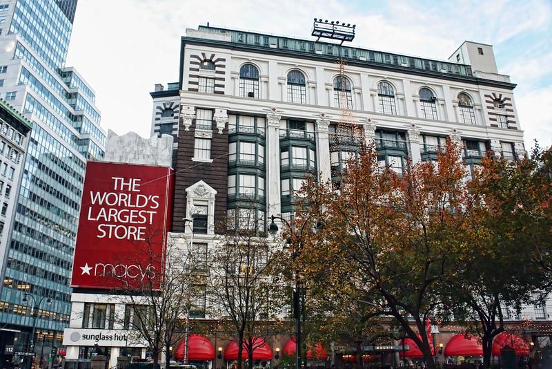 Macy's Herald Square.
