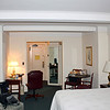 My room at the Salisbury Hotel on the Upper West Side.