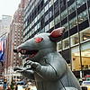A rat, that's what Union Organizers call real estate developer Sam Chang for building & safey violations, and for violating the Equal Opportunities Act.