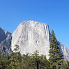 El Capitan! Pretty sweet view to greet us as we enter the Park from the west.