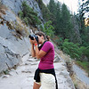 Tina, my fellow photography buff.