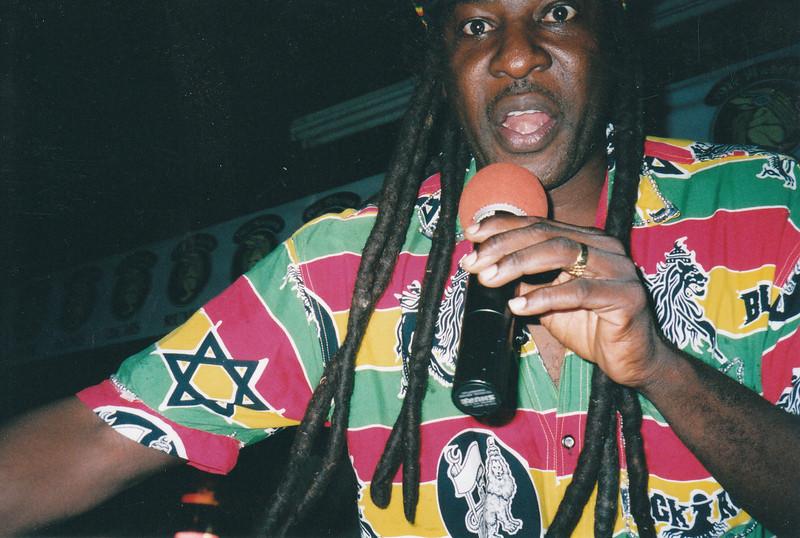 Nassau singer.