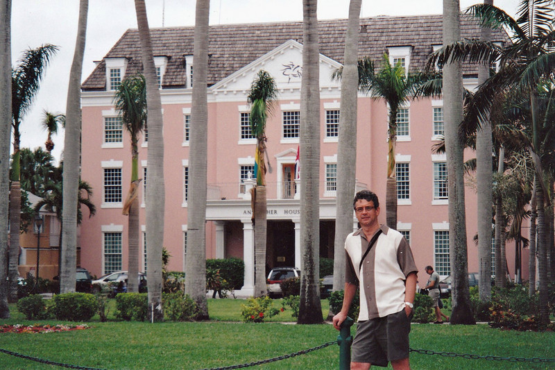 Government House Nassau.