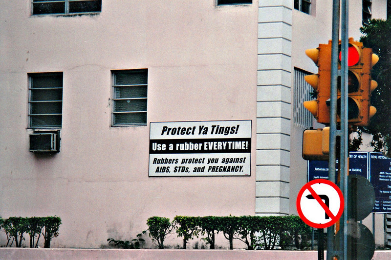 Protect Ya Tings! Use a rubber!