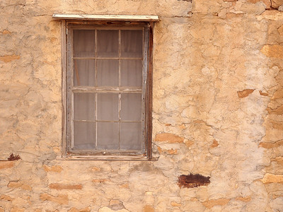 Plaster and Window