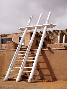 Ladders to the Kiva