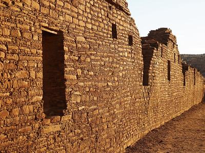 Chetro Ketl Great Wall