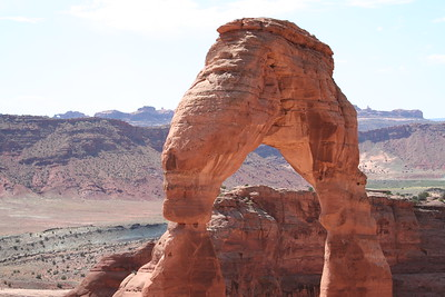 20080908-038 - Arches NP - 26 Delicate Arch