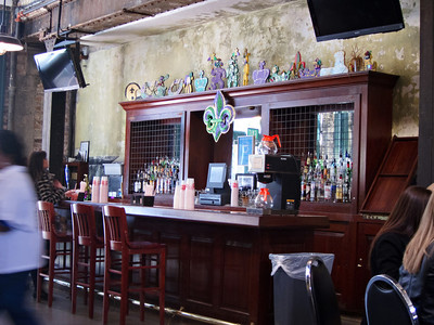 bar at Mother's