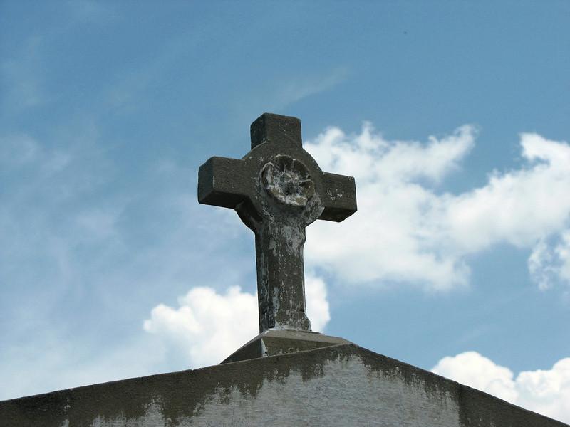St. Louis Cemetery.