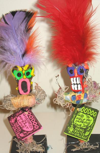 New orleans Voodoo Dolls.