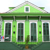 Yet another style of architecture - The Shotgun house.