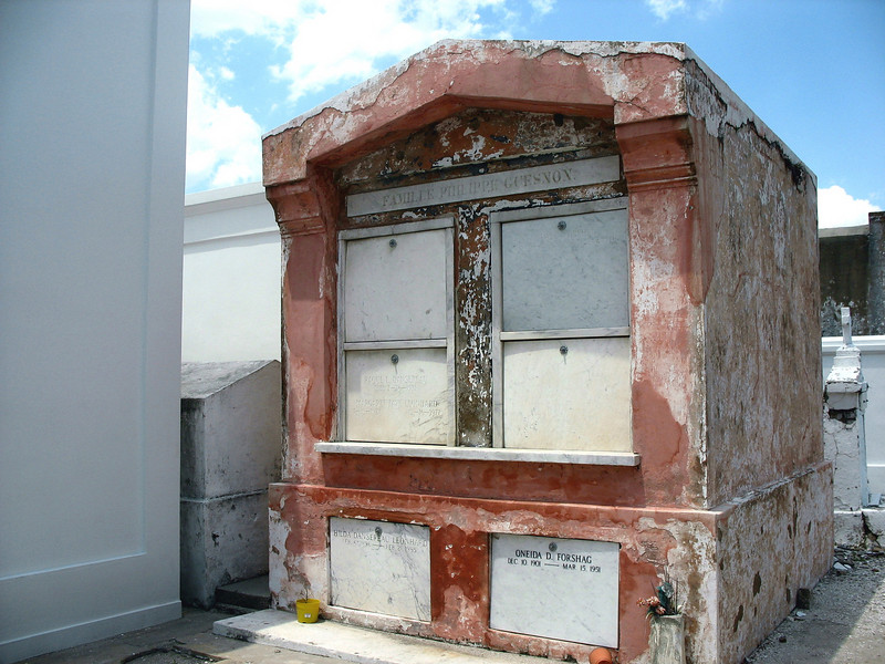 Tombs were designed to house many generations of a family or social group.