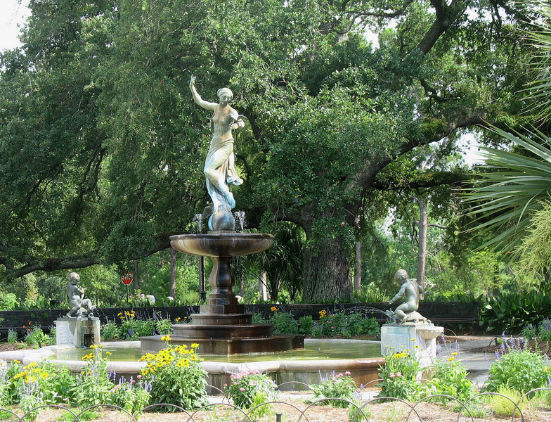 Audubon Park, Garden District.
