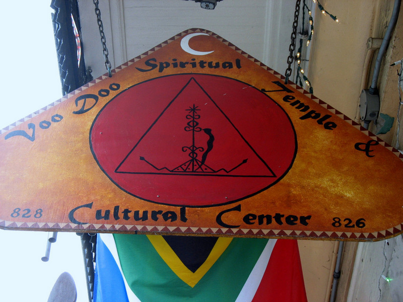 Voodoo Spiritual Temple