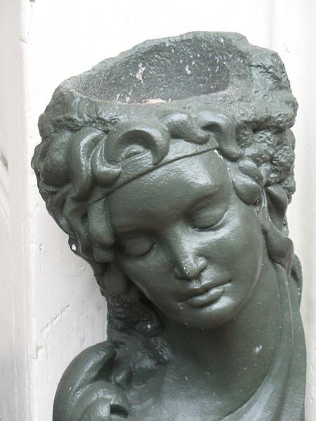 Jackson Square statue.