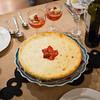 Cheesecake, courtesy of Belinda.