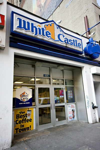 Todd and Kumar go to White Castle