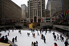 Rockafeller Center Ice Rink