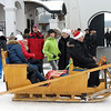 Everyone wants a spin in the sleigh.