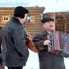 """Traditional Russian music, """"Oy Moroz""""."""