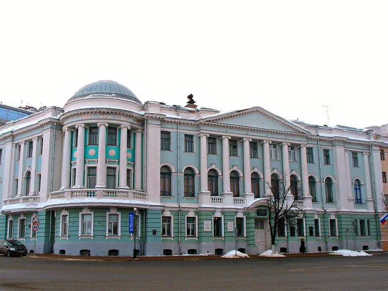 Stalinist Architecture.