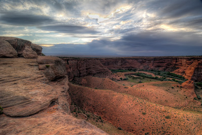 Hubble Trading Post and Canyon de Chelly