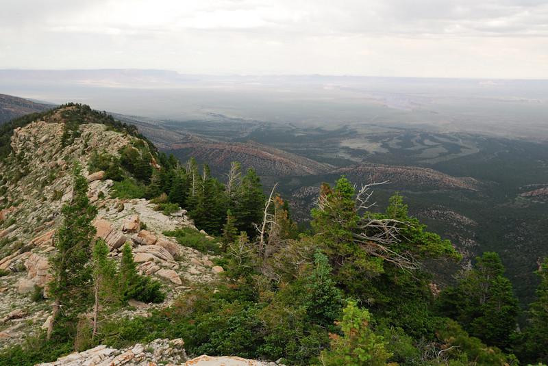 Ridge of Marble Point